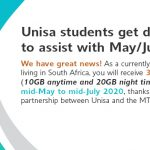 Unisa students update on May/June examinations 2020